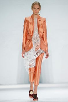 Zimmermann Spring 2015 Ready-to-Wear