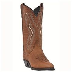 #Laredo                   #ApparelFootwear          #Womens #Smooth #Leather #Cowboy #Boots             Womens LAO Smooth Leather Cowboy Boots                                        http://www.seapai.com/product.aspx?PID=7597061