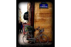 Rue le Regrattier Paris