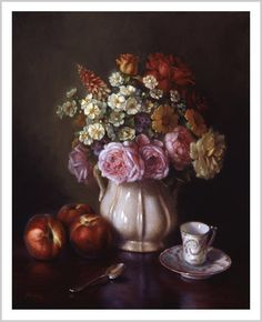 CLASSIC OIL PAINTINGS ~ LYNDALL BASS