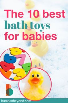 The 10 best bath toys for babies to make bathtime magical Best Bath Toys, Best Diaper Bag, Jogging Stroller, Expecting Baby, Bath Time, Mom Blogs, Baby Gear, Baby Toys, More Fun