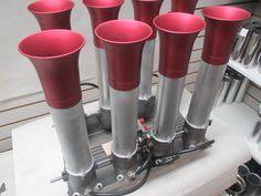 "Hilborn 8 Stack for 426 Late Hemi - 65-71 16 bolt-  Rebuilt-  2-7/16""  Gas- Alky #Hilborn"