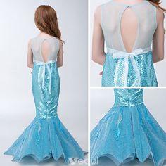 New party dress glitter wedding ideas 38 Ideas Mermaid Dress For Kids, Kids Dress Up, Mermaid Dresses, Flower Dresses, Baby Dress, Blue Dresses, Girls Dresses, Best Party Dresses, Blue Party Dress