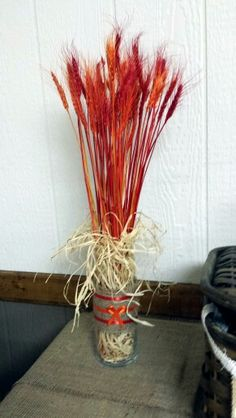 Decor centerpieces for fall theme bridal shower