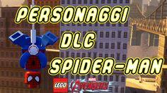 LEGO Marvel's Avengers ITA - Personaggi DLC Spider-Man - PS4 Xbox One PC