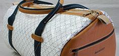 In edizione limitata unico borse in pelle vela riciclata Irlanda Mamukko | Holdall Deluxe 3403 1/3