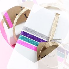 3 Easy and Cute Gift  Wrapping Ideas #gift