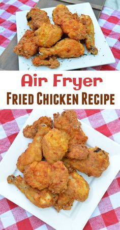 Five Approaches To Economize Transforming Your Kitchen Area This Air Fryer Fried Chicken Recipe Is So Delicious And Easy To Make Too. In addition, No More Mess In The Kitchen Air Fryer Recipe Chicken Recipe Air Fryer Chicken Fried Chicken Air Fryer Recipes Breakfast, Air Fryer Oven Recipes, Air Fryer Dinner Recipes, Air Fry Recipes, Cooking Recipes, Ham Recipes, Healthy Recipes, Steak Recipes, Salmon Recipes