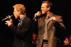 """Anthony Rapp and Adam Pascal - """"What You Own"""" from RENT"""
