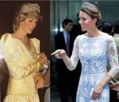 Diana e Kate.