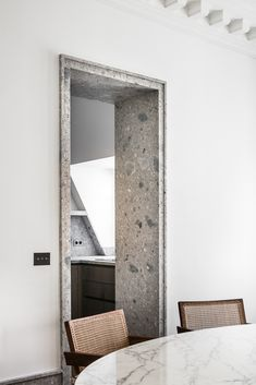 Architecture Details, Interior Architecture, Interior And Exterior, Architrave, Interior Rendering, Interior Design Inspiration, Windows And Doors, Decoration, Home Decor