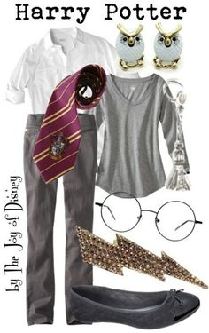 harry potter inspired