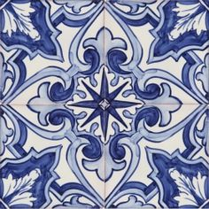2154 Portuguese hand painted fine ceramic tiles azulejos BLUE BAROQUE STYLE XVII-XVIII Ask for shipping prices!   Average price for each tile: $8.20 (price for 5 square meters minimum)  The presented price is for: 1 square meter = 50 tiles Price: 410.00usd