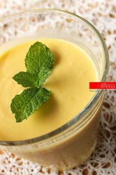 Crema di mango e yogurt