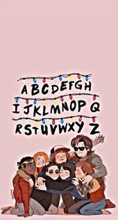 Stranger things, wallpaper, and netflix image Stranger Things Netflix, Stranger Things Tumblr, Stranger Things Quote, Stranger Things Aesthetic, Stranger Things Season 3, Eleven Stranger Things, Stranger Things Patches, Stranger Things Jonathan, Stranger Things Lights