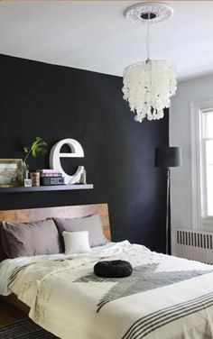 """This bedroom is from our feature """"Buoyant Brooklyn"""""""