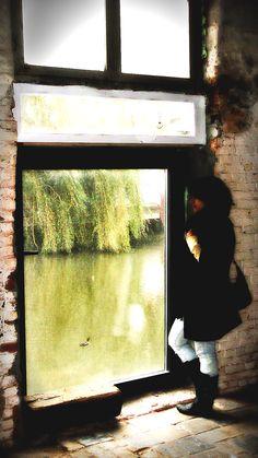 Bruge, Belgium: Staring at the swamps