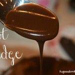 3 Minute Hot Fudge Sauce