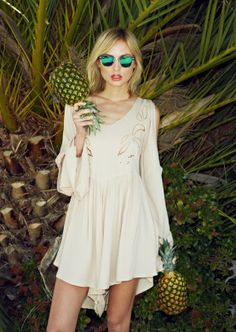 one teaspoon creamy dress