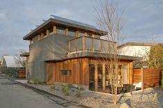 753 sq ft net-zero energy solar house in British Columbia by Lanefab Design/Build