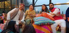 Virat Kohli and Anushka Sharma Anushka Sharma Virat Kohli, Virat And Anushka, Love Romance Kiss, India Cricket Team, Indian Wedding Fashion, Dress Indian Style, Indian Dresses, Traditional Indian Wedding, Wedding Rituals
