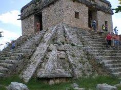 Ruins in Progresso, Mexico