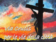 Castellammare: in tanti hanno partecipato alla rituale Via Crucis cittadina