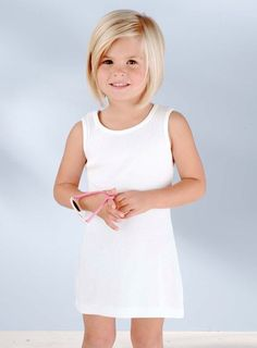Coupes de cheveux des enfants Г 3 ans par les filles