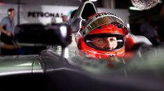 Michael Schumacher Wallpaper 2012