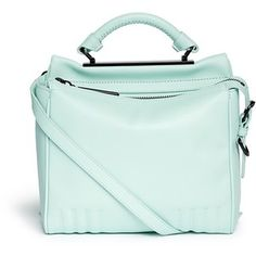 3.1 Phillip Lim 'Ryder' small leather satchel