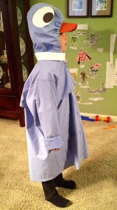Don't let the pigeon drive the bus costume / storybook character costume