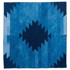 WAZA Workshop Quilt -handmade folfibers.com