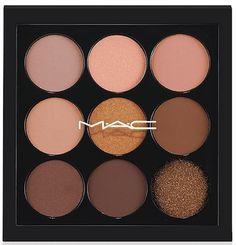 MAC Eyeshadow X9 palette in Amber