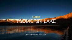 Tsomoriri Lake - A Ladakh, India timelapse