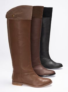 Victoria's Secret - Paneled Tall Boot