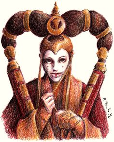 Amidala IV by *shoot-o on deviantART
