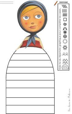 graphimatriochka Baba Yaga, Country Art, Best Part Of Me, Zentangle, Disney Characters, Fictional Characters, Kindergarten, Europe, Dolls