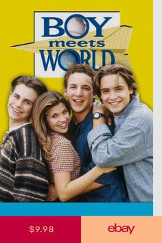 Boy Meets World Starring: Ben Savage, Danielle Fishel❤️ rider strong, will friedle William Russ, Betsy randle and Mr. Will Friedle, Cory Matthews, Ben Savage, Boy Meets World Episodes, Girl Meets World Cast, Disney Channel, 90s Tv Shows, Movies And Tv Shows, Boy Meets World