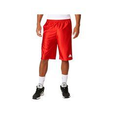 Men's Adidas Basic Shorts, Size: Medium, Med Red