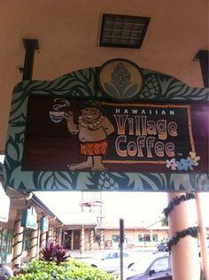 Hawaiian Village Coffee | Yelp