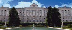 El Madrid de los Palacios - Turismo en la Comunidad de Madrid