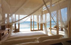 Ocean Front Villa. Six Senses Con Dao. © Six Senses Hotels Resorts Spas