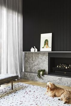 The Armadale Residence, designed by Melbourne architecture and interior design studio Workroom, with art, objects and furniture by Simone Haag, is the contemporary yet timeless family home of Bear Agushi, director of boutique residential building company AGUSHI, his wife Popi and their two children. We speak with Bear and John Bornas, founding director of Workroom, about how their long working relationship influenced the design and how it is a true family home. Residential Interior Design, Contemporary Interior Design, Interior Design Studio, Luxury Interior Design, Interior Architecture, Boutique Interior, Residential Lighting, Australian Architecture, Melbourne Architecture