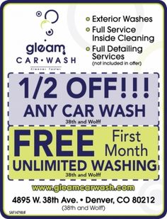 picture regarding Mr Wash Coupons Printable identify 11 Simplest Auto Clean Discount codes pictures within 2017 Car or truck clean discount coupons