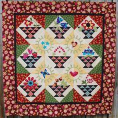 Pat Sloan: Free pattern - Bakers Dozen - click to get it!