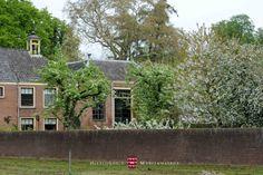 De oranjerie naast het Grote Huis Mariënwaerdt www.marienwaerdt.nl