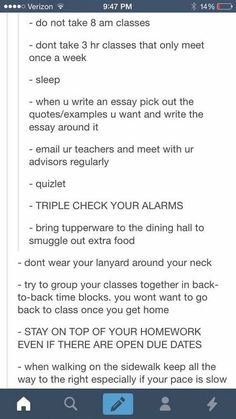 Life hacks to college life! School Life Hacks, College Life Hacks, College Tips, School Tips, College Checklist, Uni Life, Essentials For College, Advice For College Freshmen, First Day Of College