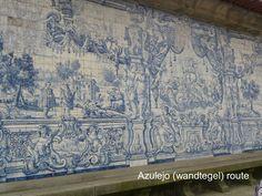 Azulejo route ( Porto  Lisabon )