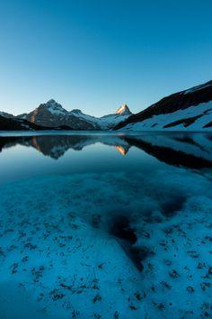 Bachalpsee, Grindelwald, Switzerland | by Jairph