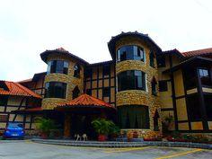 Uno de los hoteles de La Colonia Tovar
